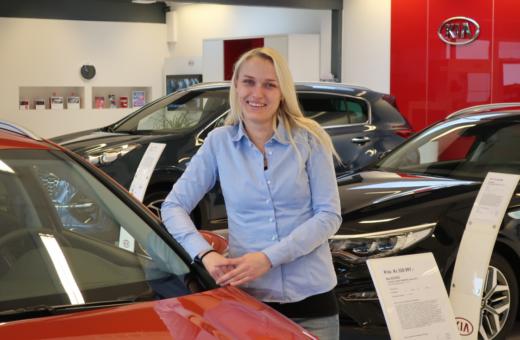 Mød ugens profil Christina Bekker Michelsen