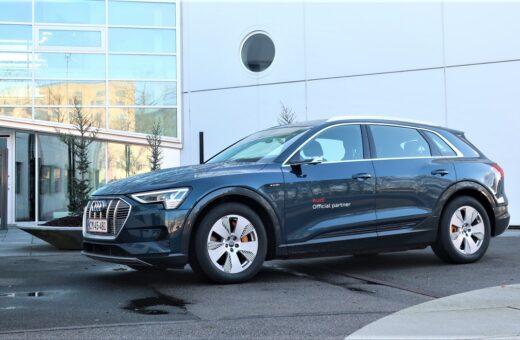 Test: Audi e-tron 55 Quattro